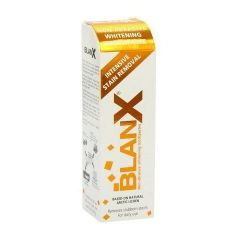 Blanx Intensive Неабразивна избелваща паста за зъби 75 мл