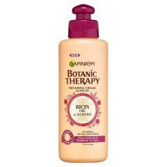 Garnier Botanic Therapy Oil & Almond Възстановяващ крем за слаба коса с масла от рицин и бадем 200 мл