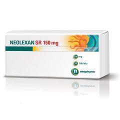 Neolexan SR Неолексан СР за поддържане на адекватни нива на серотонин в мозъка 150 мг х30 таблетки Neopharm