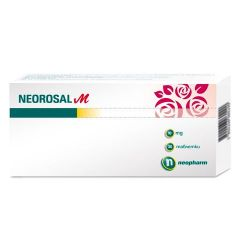 Neorozal M Неорозал М поддържа кожата и лигавиците здрави и еластични 10 мг х30 таблетки Neopharm