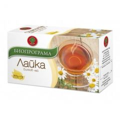 Биопрограма Чай Лайка х 20 бр