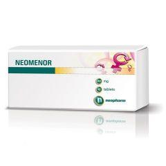 Neomenor Неоменор регулира хормоналния баланс 400 мг х40 таблетки Neopharm