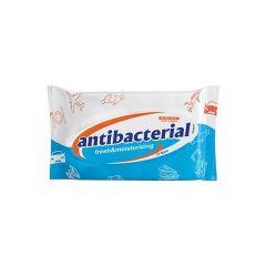 Agiva Антибактериални мокри кърпи за ръце x15 бр