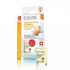 Eveline Cosmetics Подхранващо олио за нокти и кутикули 12 мл