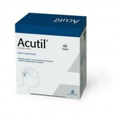 Acutil за памет и концентрация х 60 капсули Angelini