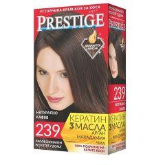 Престиж Крем боя за коса 239 Натурално кафяв