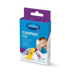 Hartmann Cosmos Kids Водоустойчив пластир за малки рани х20 бр