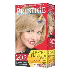 Престиж Крем боя за коса 202 Светло Рус