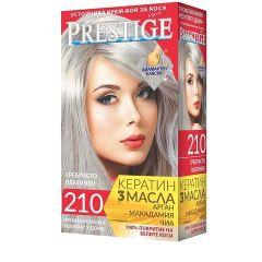 Престиж Крем боя за коса 210 Сребристо платинен