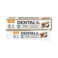 Dental BioVital Natural Detoxify Детоксикираща паста за зъби с кокос 75 мл