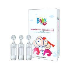 BabyCap Физиологичен разтвор 5 мл х10 ампули CapeyPharma