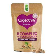 Together Health B Complex Витамини В комплекс с биофлавоноиди х30 капсули