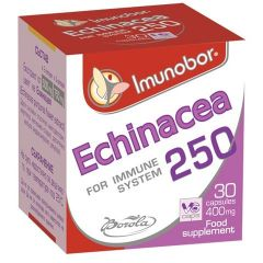 Borola Echinacea Ехинацея за имунната система 400 мг х30 капсули