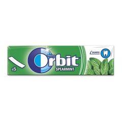 Orbit Spearmint Дъвки с ментов вкус х5 ленти