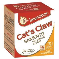Borola Cat's Claw Котешки нокът за засилване на имунната система 455 мг х30 капсули