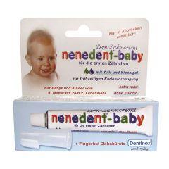 Nenedent-Baby Комплект за грижа за зъбките за деца 6М+