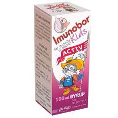 Borola Imunobor Kids Active Syrup Имунобор Кидс Актив сироп за детската имунна система 100 мл