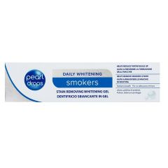 Pearl Drops Smokers Избелваща гел-паста за зъби за пушачи 75 мл