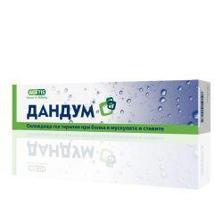 Дандум гел охлаждащ х100 гр Agetis