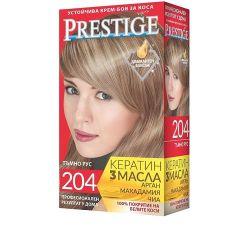 Престиж Крем боя за коса 204 Тъмно Рус