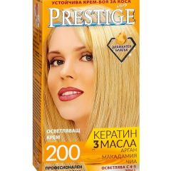 Престиж изсветляващ крем за коса