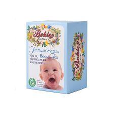 Bekley Чай за укрепване на имунитета за бебета x20 бр