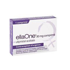 ЕllaОne Спешна контрацепция 30 мг х1 таблетка HRA-Farma