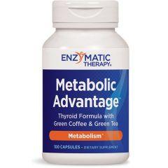 Enzymatic Therapy Metabolic Advantage х100 капсули