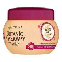 Garnier Botanic Therapy Oil & Almond Маска за склонна към накъсване коса с масла от рицин и бадем 300 мл