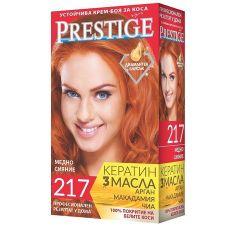 Престиж Крем боя за коса 217 Медено сияние