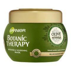 Garnier Botanic Therapy Olive Подхранваща маска за суха коса с масло от маслина 300 мл