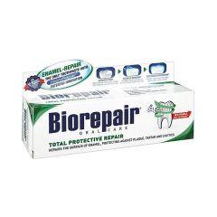 Biorepair Total Protective Паста за зъби за възстановяване на емайла 75 мл