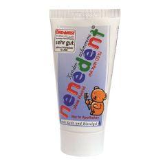 Nenedent Kinder Паста за зъби без флуорид за бебета и деца до 4 г 50 мл