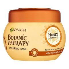 Garnier Botanic Therapy Honey Възстановяваща маска за увредена коса с мед и прополис 300 мл