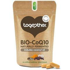 Together Health Коензим Q10 с кокосово масло х30 капсули