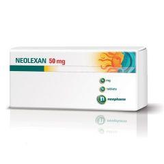 Neolexan Неолексан за поддържане на адекватни нива на серотонин в мозъка 50 мг х30 таблетки Neopharm
