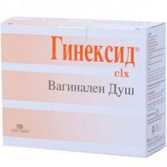 Гинексид Вагинален душ 100 мл х3 дози за еднократна употреба Naturpharma