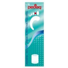 Pedag Toe Strip Протектор за рани и мазоли на пръстите на крака и ръцете L/XL 2 бр