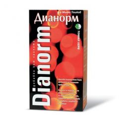 Дианорм х120 таблетки д-р Тошков