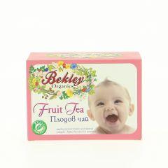 Bekley Плодов чай за бебета 4M+ x20 бр