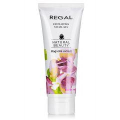Regal Natural Beauty Ексфолиращ гел за лице Екстракт от магнолия 100 мл