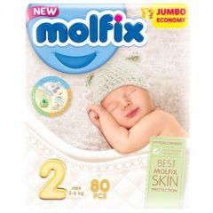 Пелени Molfix Jumbo 2 Mini 80 бр
