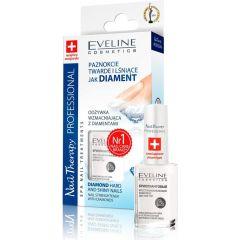 Eveline Cosmetics Заздравител за нокти с диаманти 12 мл