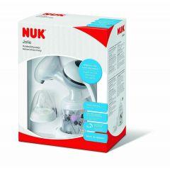 Nuk Jolie Manual Breast Pump With Soft Silicone помпа за кърма