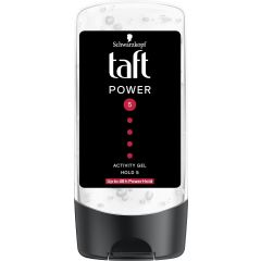 Taft Power Active Водоустойчив гел за ултра силно фиксиране 150 мл