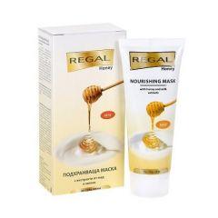 Regal Honey Подхранваща маска с екстракти от мед и мляко 75 мл
