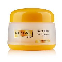 Regal Honey Дневен крем с екстракти от мед и мляко 50 мл