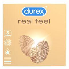Durex Real Feel презервативи 3 бр