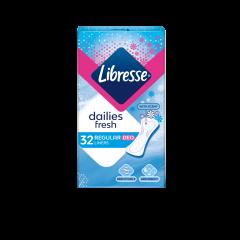 Libresse Regular Deo Ежедневни дамски превръзки x32 бр