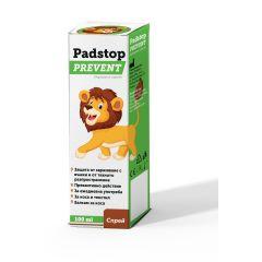 NaturProdukt Padstop Prevent Спрей за защита от заразяване с главови въшки и от тяхното разпространение x100 мл